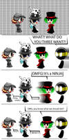 OMG Teh Ninja by Machaphasesix
