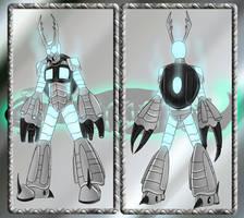 Z-Parasites: GG Polarbeetle by HronawmonsTamer