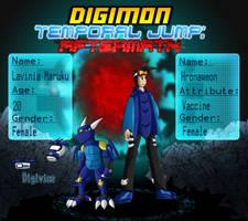 DTJ Aftermath: Lavvy and Hronawmon app by HronawmonsTamer