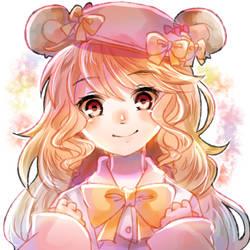 Comm : Olivia by natiasewid