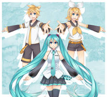 Vocaloid by lolitaii