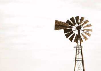 Windmill by frizzy33