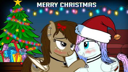 Festive Love (Merry Christmas) by SkyFall109