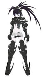 Insane Black Rock Shooter (IBRS) update by themultiplayer1