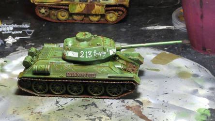 T34-85 by Ludwig1920