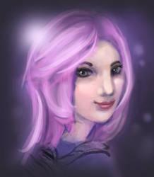 Bubblegum Hair by Lumarie