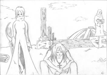 A tak przypadkowo mi sie narysowalo by Anturion