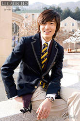 Lee Min Ho:Boys over flowers: by onew-tofu-lovee