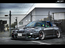 Nissan 180SX by JcpDesign