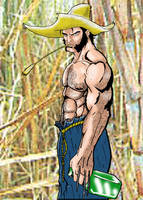Wolverine by VanGoth