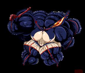Senketsu Satsuki By Matl by ulquiorra461372