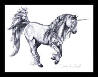 Running Unicorn by hfc