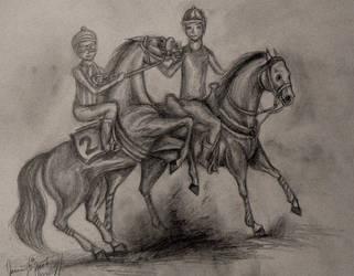 Ponying by hfc