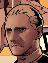 Odo, close up on head by Guy-Bigbelly