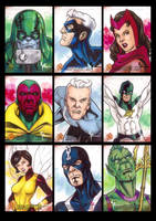 Avengers Kree Skrull Wars 1 by Guy-Bigbelly