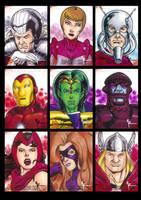 Avengers Kree Skrull Wars 3 by Guy-Bigbelly