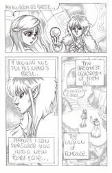 Too Much Rejection pg 2 by BekaDavisStudios