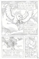 Too Much Rejection pg 5 by BekaDavisStudios