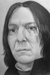 snape by Gh0st-0f-Me
