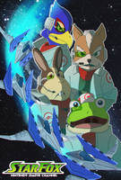 The Star Fox Crew by NintendoLeagueCh