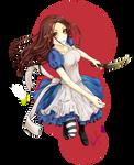 Alice by KirasElixir
