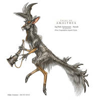 Ing'Nah Animosum Colored - Tales of Amalthea by MIKECORRIERO