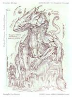 Terrestrial Cetacean: After Earth by MIKECORRIERO