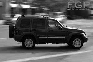 Jeep Panning by OraclePhoenix
