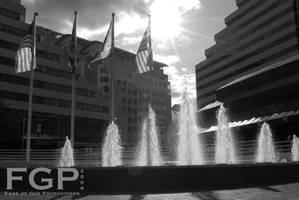 Fountain by OraclePhoenix