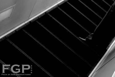 Escalator by OraclePhoenix