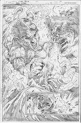 GreenLantern#14 page#04 by pansica