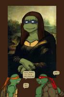 Renaissance Masters: Leonardo by sunbune