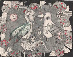 Density of Mythological discours by erizo-noble