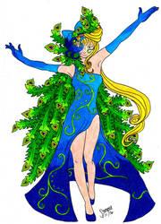 SM: Minako, the masquerade idol by Leaf-nin