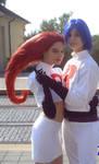 Team Rocket Cosplay 3 by seely-san