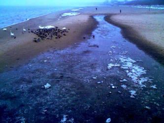 Piece of beach by Kennysz