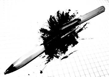 Pen also dies by Kennysz