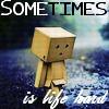 Sometimes by jeannemoon