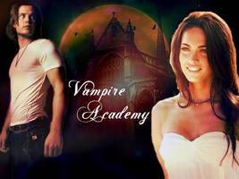 Vampire Academy by jeannemoon