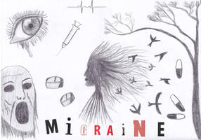 Migraine by jeannemoon