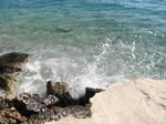Sea waves by jeannemoon