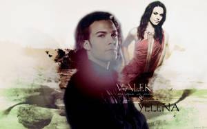 Valek and Yelena by jeannemoon