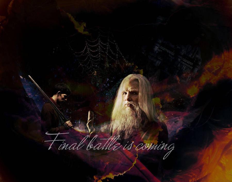 Merlin by jeannemoon