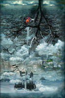 The Nine Worlds: NIFLHEIM by valkiria-art