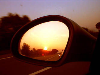 Escape from the Sun by allanon71