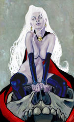 Lady Death by theirison