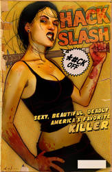 Hack Slash baby by theirison