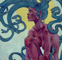 Medusa by theirison