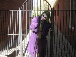 Joker so far by PrinceRaMMYz