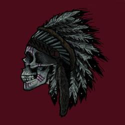 Chief Skull by Loopeznik